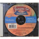 JansenArt Video Disk - Mediums