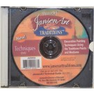 JansenArt Video Disk - Pigments