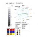 Patron - La couleur initiation