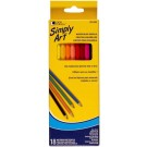 LC Crayons aquarelle (18) Simply Art
