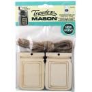 Grande étiquettes pot Mason (8)
