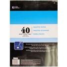 """LC Palette de papier 8.25"""" X 11.75"""" (40)"""