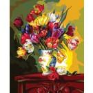 PBN - Défilé de tulipes