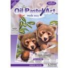 Pastels Gras par # Mini - Bear Cubs