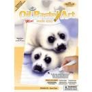 Pastels Gras par # Mini - Snow Pups