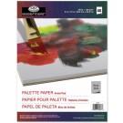 Papier palette gris Royal 9X12 (40)