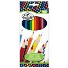 Crayons à colorier (12)
