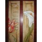 DISC. Patron - Tulips and Calla