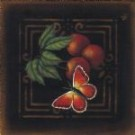 DISC. Patron - Very Cherry Butterfly