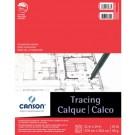 Canson Papier à calquer 11X14 (50)