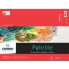 Canson Palette Jetable 12X16 (40)