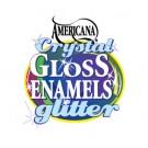 Crystal Glitter Gloss Enamels - 2oz