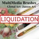 Pinceaux Global Fusion de David Jansen