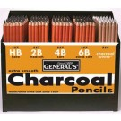 General Crayon Fusain