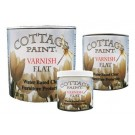 Cottage Paint - Vernis Zero Gloss - Mat