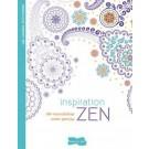 Inspiration Zen - 50 coloriages