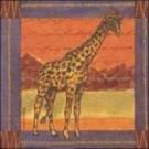 Serengeti (Girafe)