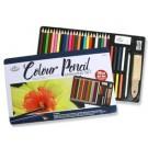 Ens. dessin de couleur (36 pièces)
