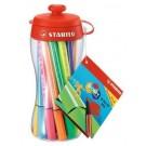 Stabilo - Pen 68 Mini - Ens. Sporty (18)