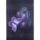 DISC. Patron - Plum Butterfly