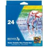 Reeves Ens. Pastels solubles (24)